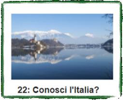 conosci l'italia?