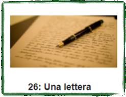 una lettera