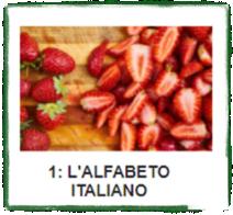 L'ALFABETO ITALIANO