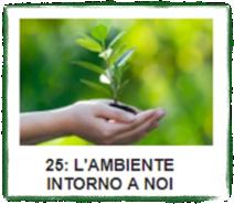 L'AMBIENTE INTORNO A NOI
