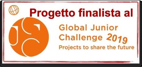 entra nella sezione dedicata ai progetti finalisti al global junior challenge 2019