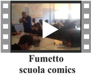 laboratorio di fumetto scuola comics